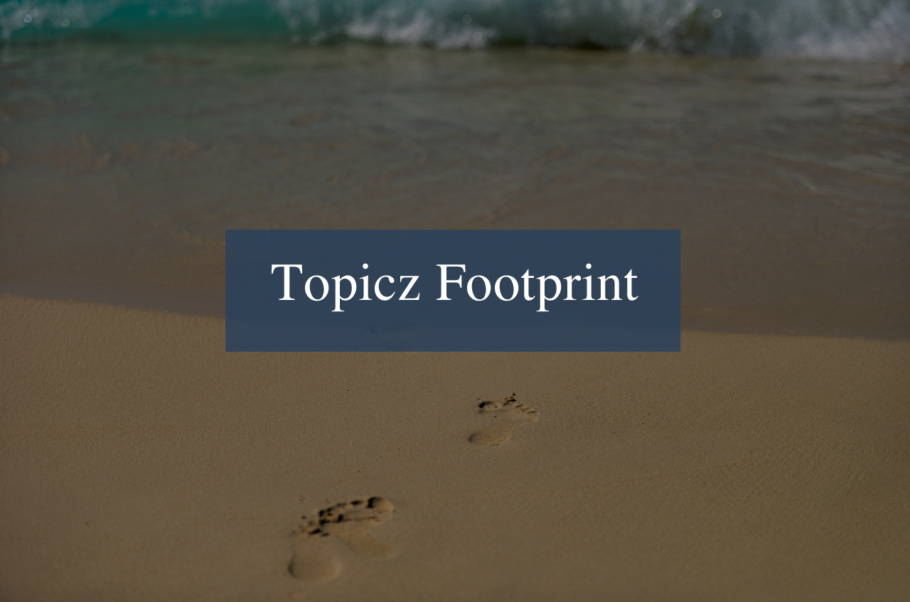 Topicz Footprint Tint